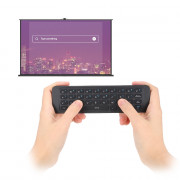 TZ P3 2.4GHz Air Mouse Wireless Keyboard Remote Controller