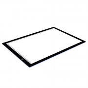 A3 Drawing Projector Tablet Track Painting Plates Copy Tracing Board LED Light Pad
