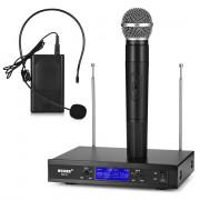 WEISRE WM - 10V A-B Wireless Condenser Cardioid Microphone