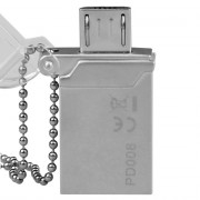 DM PD008 32G USB 2.0 + Micro USB OTG U Disk