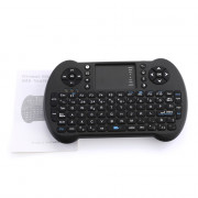 VIBOTON S501 2.4GHz QWERTY Keyboard Air Mouse Combo Spanish Version
