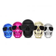 X18 Skull Bluetooth Speaker Portable Player
