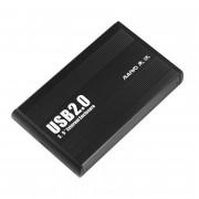 Maiwo K3502u2i 3.5 Inch Usb 2.0 Ide Hdd External Enclosure Case Black