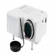 UC28 Projector Mini Portable LED 400 Lumens 1080P HD Home Theater Cinema Projectors