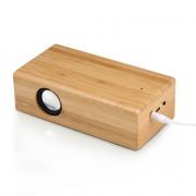 RGNEGO FYD - 926 Wooden Induction Speaker Mini Universal Subwoofer