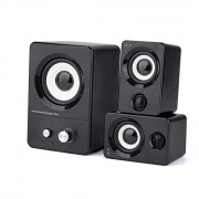 USB Powered Computer Speakers Gaming Music Movies