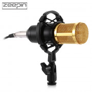 ZEEPIN BM - 800 Audio Sound Recording Condenser Microphone with Shock Mount