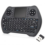 M10S 2.4GHz Mini Wireless Keyboard Fly Air Mouse Touchpad for Android Smart TV Box PC