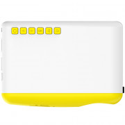 CS03 Mini LED Smart Home Projector 320 x 240 / 400 - 600 Lumens / HDMI / TF / USB