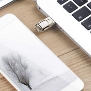 EAGET CU31 U Disk Dual Port USB 3.0 + Type-C Flash Drive