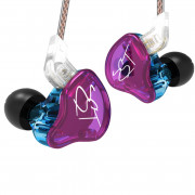 KZ ZST Wired On-cord Control Noise-canceling In-ear Earphones with MIC