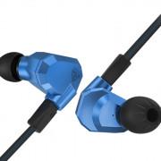 KZ ZS5 HiFi In-ear Removable Music Earphones