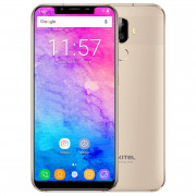 OUKITEL U18 4G Phablet 5.85 inch Android 7.0 MTK6750T Octa Core 1.5GHz 4GB RAM 64GB ROM 4000mAh Battery Dual Rear Cameras Fingerprint Recognition