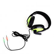 Kubite T155 3.5MM Deep Bass Audio PC Gaming Headset Over-ear Headphones with Mic