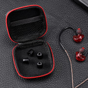 KZ EVA Earphones Accessory Portable Storage Zipper Box
