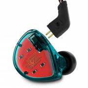 KZ ES4 HiFi Hybrid In-ear Earphone Wired Earbuds