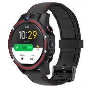 Kospet Vision 1.6 inch IPS Screen / Android 7.1 / GPS / Mixed Strap 4G Dual Camera Smart Watch Phone