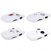 Mini Portable 32GB Storage USB2.0 Cartoon Pattern MP3 Player