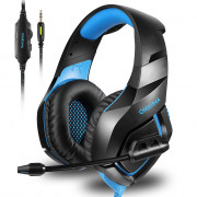 ONIKUMA K1S Game Headset Headband Over-ear Stereo Headphone for PS4 / Xbox One / Nintendo Switch / PlayStation 4 / PC Computer / Laptop / Smart Phone