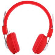 JKR 110 3.5MM Plug Foldable Wired Stereo HiFi Music Headphones Headset