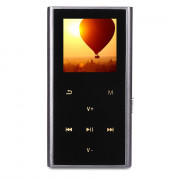 Portable Touch Key 1.41 inch FM Radio E-book MP3 Music Lossless Player