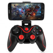 GEN GAME X3 Wireless Bluetooth Gamepad Game Controller with Wireless Receiver