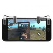 2PCS Mobile Gamepad Trigger Fire Button Aim Key  Controller