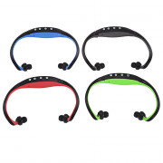 Portable Stereo Sport MP3 Player Support TF Card FM Radio Headphone