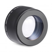 Digital High Definition 58MM 2X Teleconverter Telephoto Lens for DSLR Camera