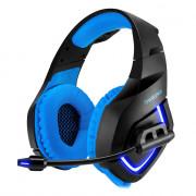 ONIKUMA K1 LED Light Gaming Headset with Mic