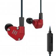 KZ ZS6 Custom-built Hybrid HiFi In-ear Earphones with Mic