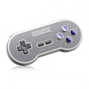 8Bitdo SN30 Wireless Gamepad with 2.4G NES Receiver