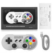 8Bitdo SF30 Pro 2.4G Gamepad for SNES / SFC Classic Edition