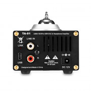 xDuoo TA - 01 Portable Powered Hybrid Tube Audio Headphone Amplifier