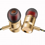 XY - J01 Metal Bass In Ear Headphones for Mobile Phone