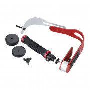 Video Handheld Stabilizer for Gopro DV Camera Camcorder Cell Phone with Holder