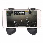 Mobile Game Controller Aim Triggers L1R1 Gaming Joystick Gamepad