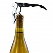 Multi-Function Stainless Steel Seahorse Shape Wine Beer Bottle Cap Opener