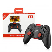 GEN GAME S6 Enhanced Edition Wireless Game Controller with Phone Holder