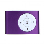 USB  Portable Mini MP3 Player Support 32GB Micro SD TF Card With Headphone