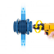 Multipurpose Self Priming Transfer Pump for Electric Drill