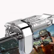 K03 Stimulating Battlefield Mobile Game Four-finger Assisted Button 2pcs