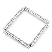 5 x 5 x 2mm N42 Strong NdFeB Round Magnet Birthday DIY Intelligent Gift - 100pcs / set