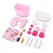 No.872 Kids Household Playset Children Kitchen Cooking Set Simulation Toy