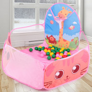 Foldable Ocean Ball Pit Pool Kids Tent House Play Set Toy