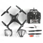 SH5 2.4G 4CH 6-axis Gyro RC Quadcopter 3D Eversion Headless Mode Drone  RTF