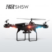SH5W 2.0MP Camera WiFi FPV 2.4G 4CH 6-axis Gyro RC Quadcopter Headless Mode Drone RTF