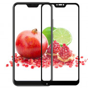 Full Cover Tempered Glass 9H Screen Protector for Xiaomi Mi A2 Lite 2PCS