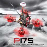 JJRC JJPRO - P175 FPV 6CH Racing Quadcopter ARF Version with Skyline32 Acro Flight Controller