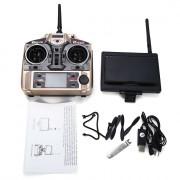 JJRC H32GH 5.8G FPV HD Camera 2.4GHz 4CH 6 Axis Gyro RC Quadcopter Real-time Transmission RTF